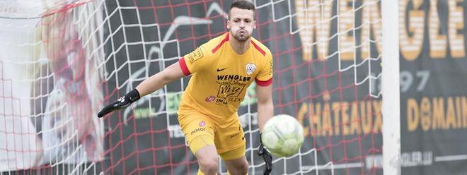 Niklas Bürger a pris une part prépondérante dans les résultats positifs de Rosport lors de cette première partie de saison.