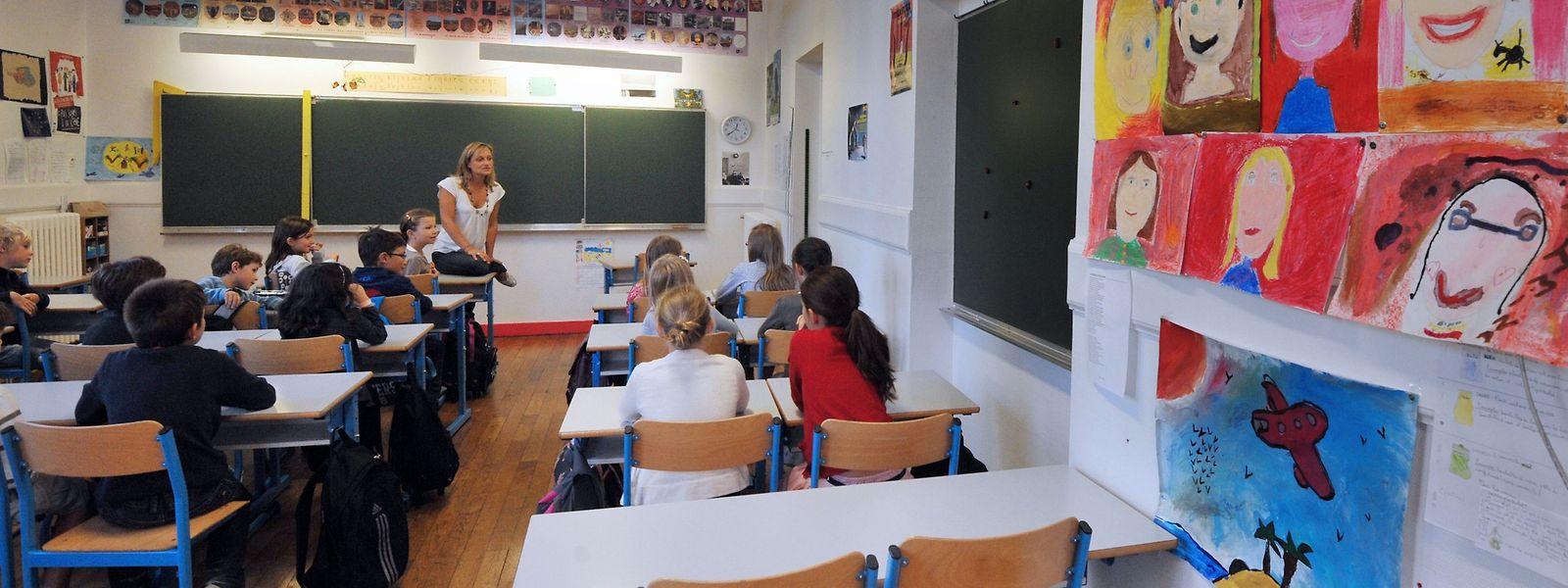 Chaque année, près de 600 nouveaux enseignants intègrent le système scolaire.