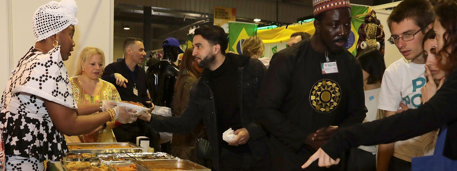 Für viele Vereinigungen sind Veranstaltungen wie das Festival des migrations des Clae eine ihrer Haupteinnahmequellen.