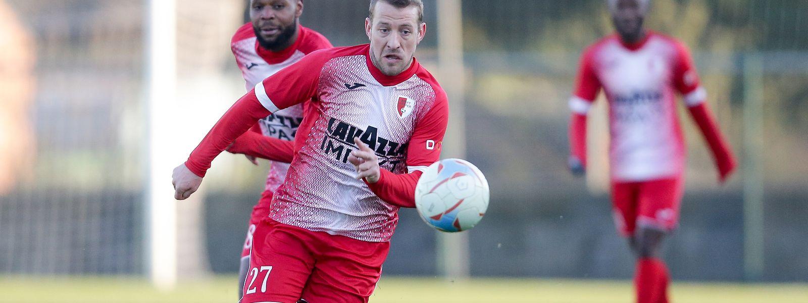 Hesperingen um Dominik Stolz gehört zu den stärksten Mannschaften in der BGL Ligue.