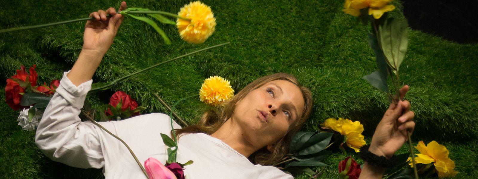 Jill Crovisier dans «The Hidden Garden» en 2017.