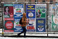 Italien stehen wahrscheinlich Neuwahlen bevor.