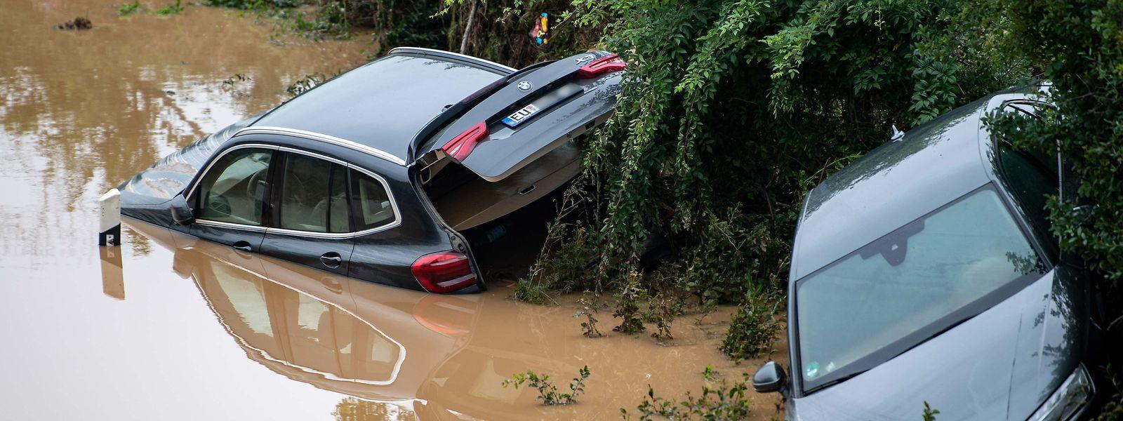 Diejenigen, die schon immer gesagt haben, das Haus werde bald unter Wasser stehen, hatten recht.