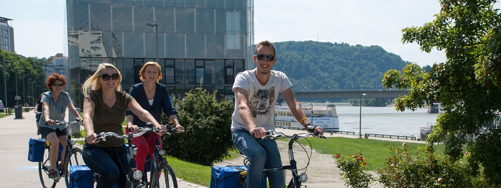 Donau Linz Tourismus