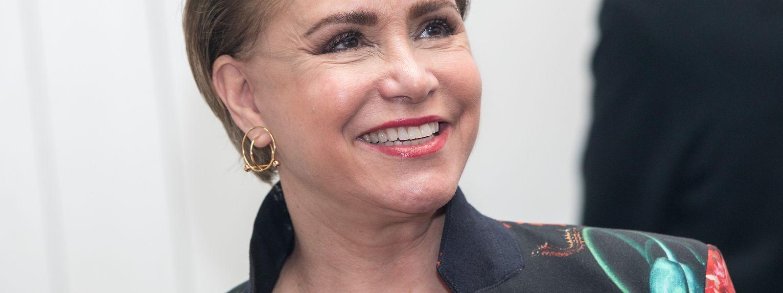 Großherzogin Maria Teresa wurde am 22. März 1956 in Havanna geboren.