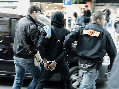 """Erfolgsbilanz: In diesem Jahr gehen bereits mehr als 60 Verhaftungen auf das Konto """"Section de recherche et d'enquête criminelle"""" aus Luxemburg-Stadt."""