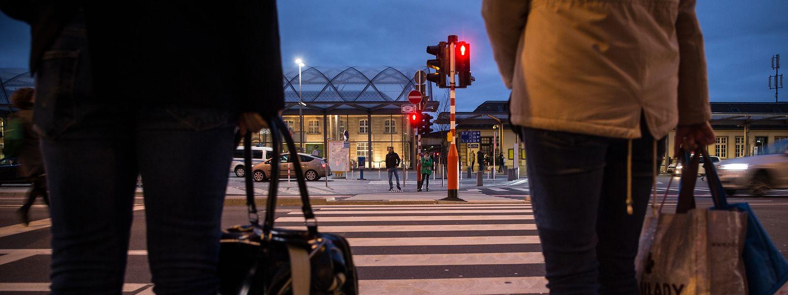 Die Ampel feiert ihren 150. Geburtstag – in Luxemburg gibt es sie erst seit 1951.