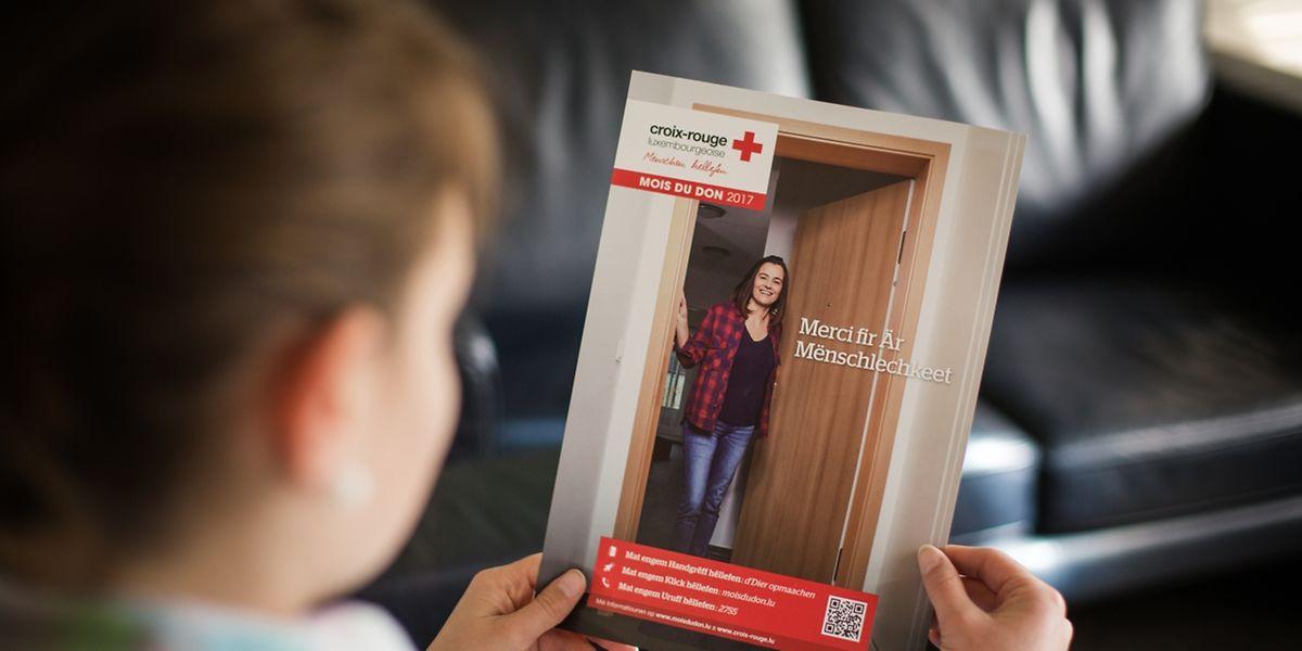 Das Rote Kreuz ruft im April zum Spenden auf.