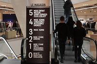 Lokales, Inauguration Galeries Lafayette foto: Chris Karaba/Luxemburger Wort