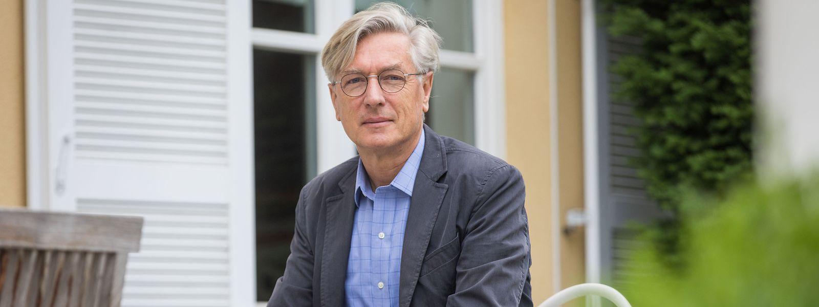 Le Dr Philippe Turk souligne «l'excellente coopération entre les hôpitaux» pendant la crise du covid-19. «Les directeurs des hôpitaux ont immédiatement compris l'importance et l'intérêt d'unir leurs efforts».