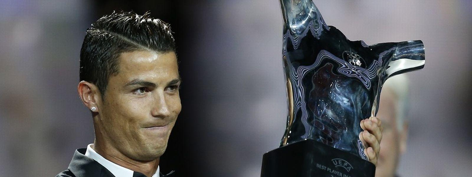 """Les 17 buts inscrits par Cristiano Ronaldo pour la conquête de la""""Decima"""" ont fait pencher la balance en faveur de la super star portugaise."""
