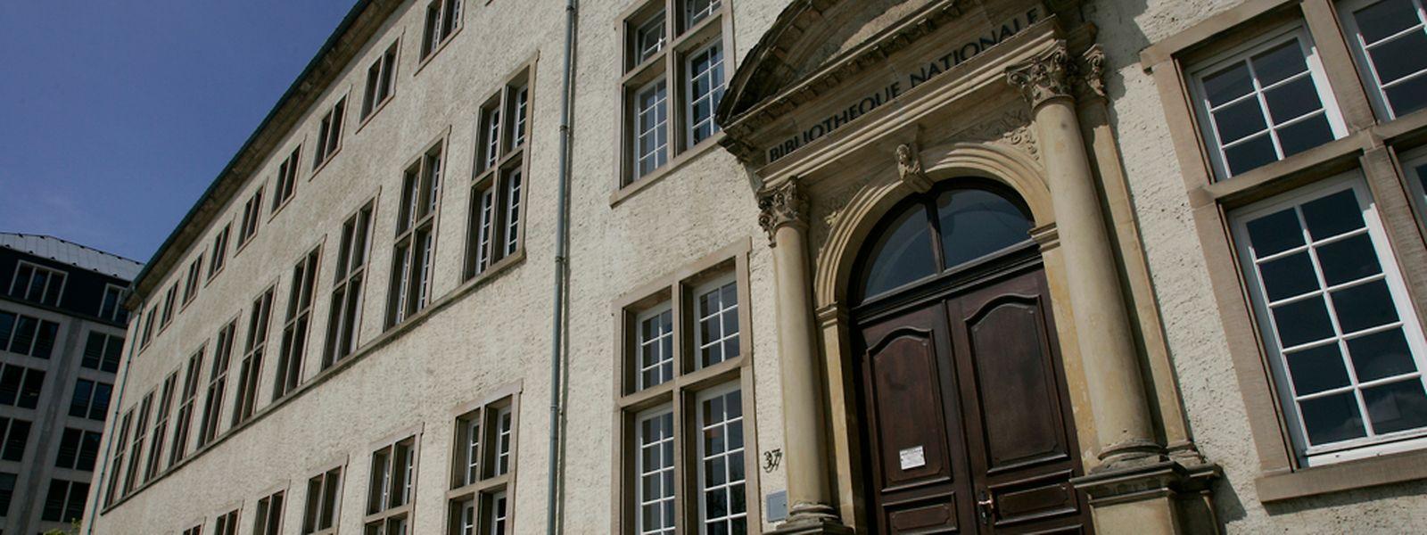 Die Nationalbibliothek senkt das Mindestalter bei Anmeldungen.