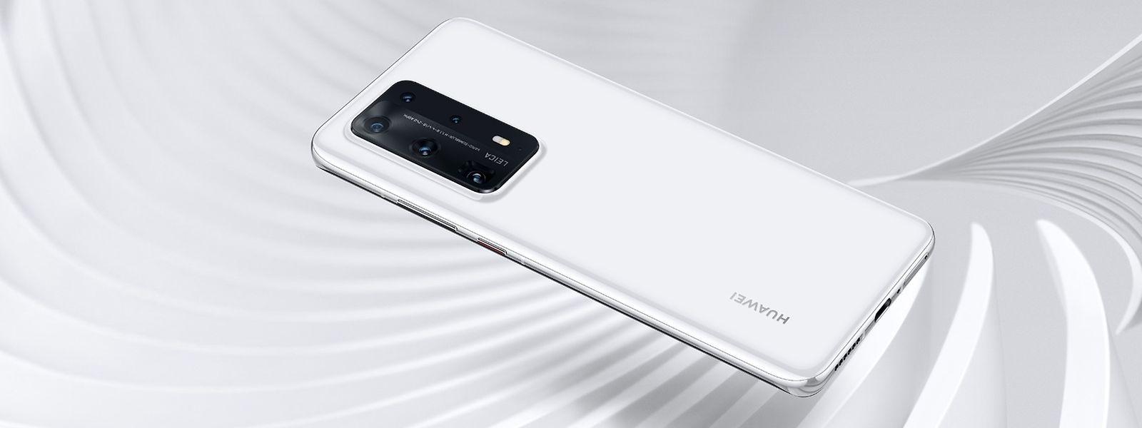 """Das """"P40 Pro"""" von Huawei - ein multifunktionales Smartphone. Der Preis beträgt laut Hersteller 999 Euro."""