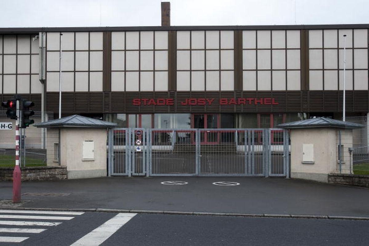 Auf dem Areal des Stade Josy Barthel sollen künftig Wohnungen mitsamt den dazugehörigen öffentlichen Infrastrukturen entstehen.