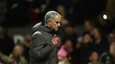 O Manchester de Mourinho segue em frente na Liga Europa