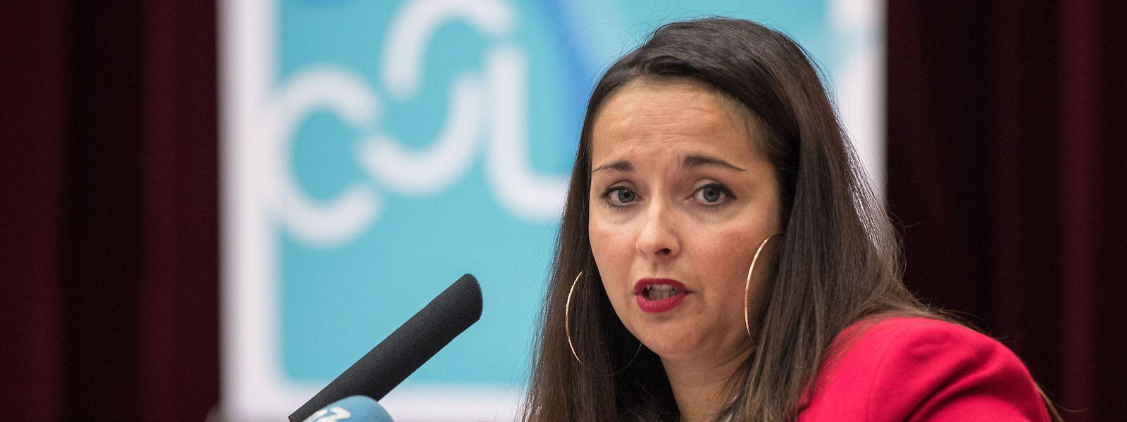 La présidente de la CSL a notamment mis en garde contre certains effets sociaux négatifs de la future taxe carbone.
