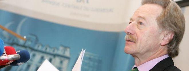 BCL-Generaldirektor Yves Mersch nimmt bei seiner Kritik an der Regierung kein Blatt vor den Mund.