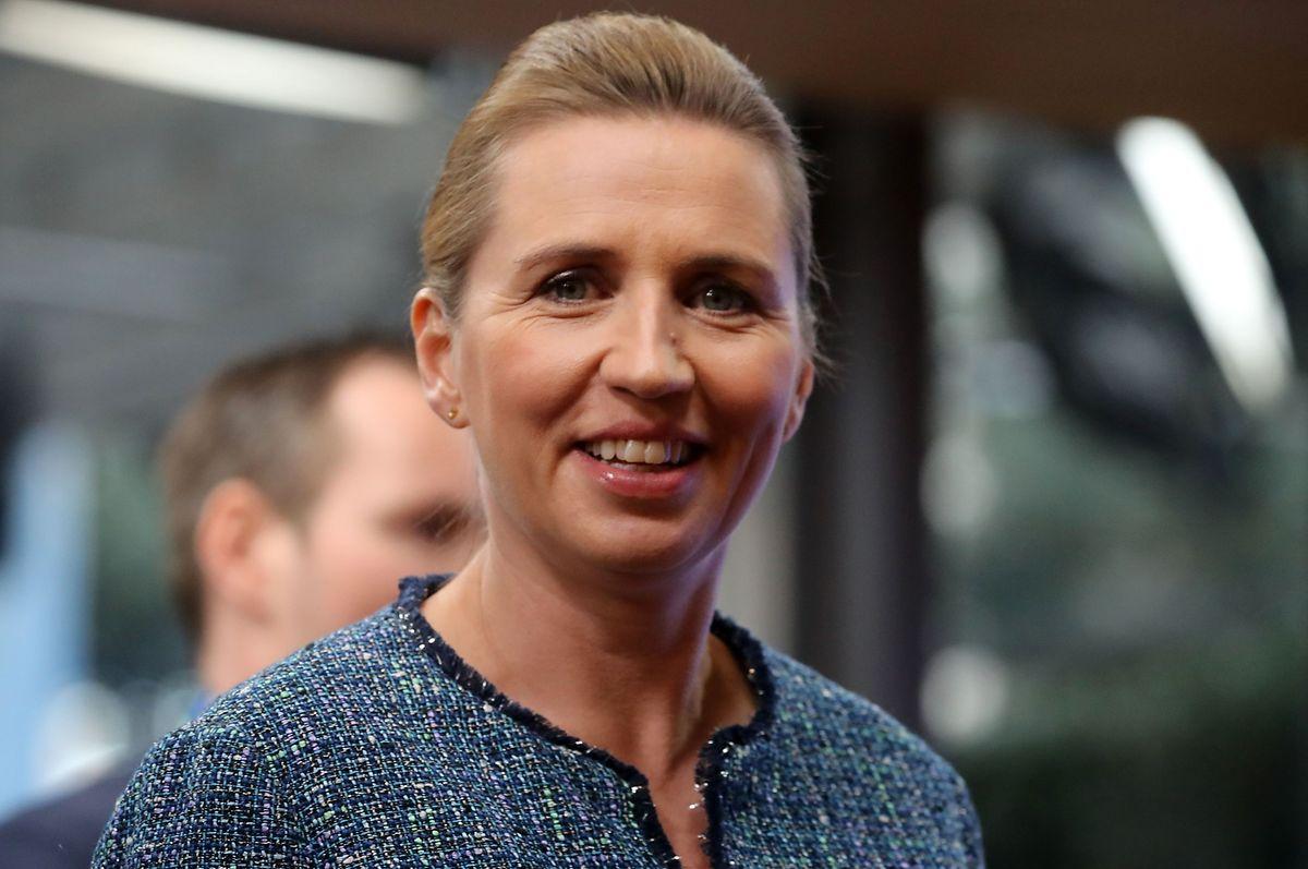 Dänemarks Premierministerin Mette Frederiksen rechnet mit einem zweiten Gipfel im März.