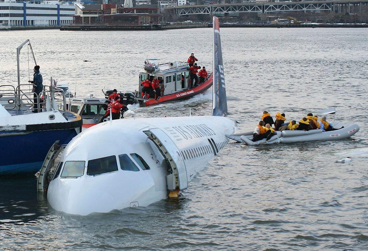 Hudson River Notlandung Ein Pilot Beweist Courage