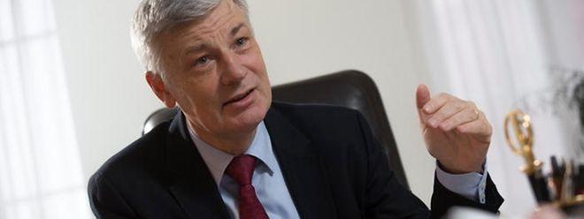 """Laut CSV-Fraktionschef Claude Wiseler zählen in der Referendumskampagne """"allein die drei Fragen und die Auseinandersetzung um die besseren Argumente""""."""