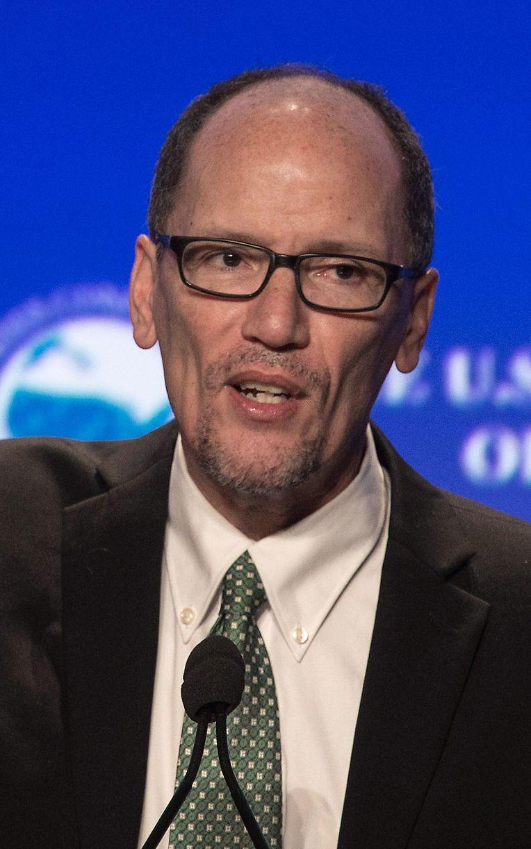 Tom Perez.