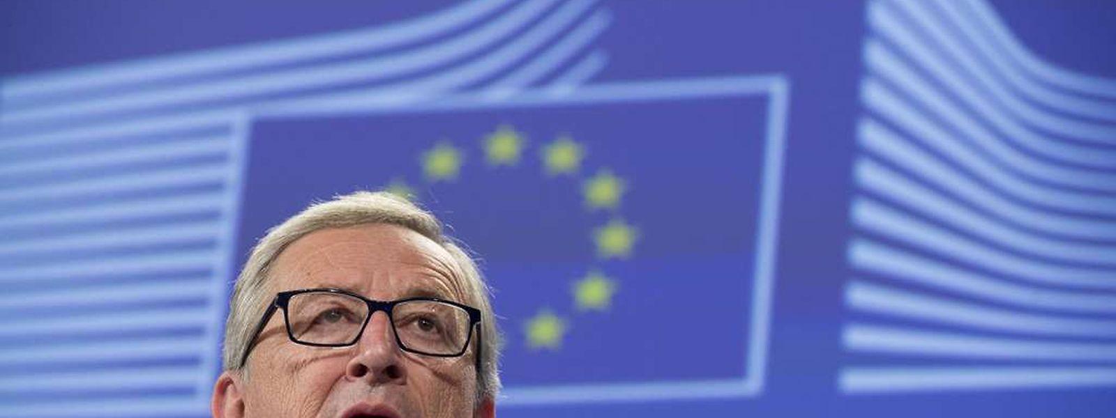 Jean-Claude Juncker will sich in dieses Dossier nicht selbst einmischen.