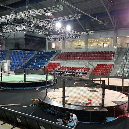 La Khalifa Sports City Arena accueillera les Mondiaux 2017.
