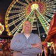 24.8.2015 Luxembourg, Glacis, Schueberfouer, Nachtaufnahmen, Riesenrad, Richard Krolzig  photo Anouk Antony