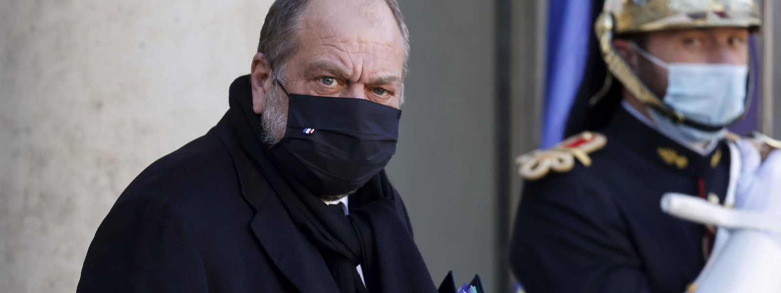 Ministro francês da Justiça, Eric Dupond-Moretti