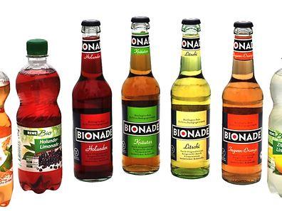 Selbst die weniger zuckerhaltigen Getränke sind keine gesunden Durstlöscher.