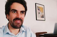 O investigador português Vítor Borges do INSA