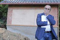 Lokales, Conference de presse Roberto Traversini, Foto: Chris Karaba/Luxemburger Wort
