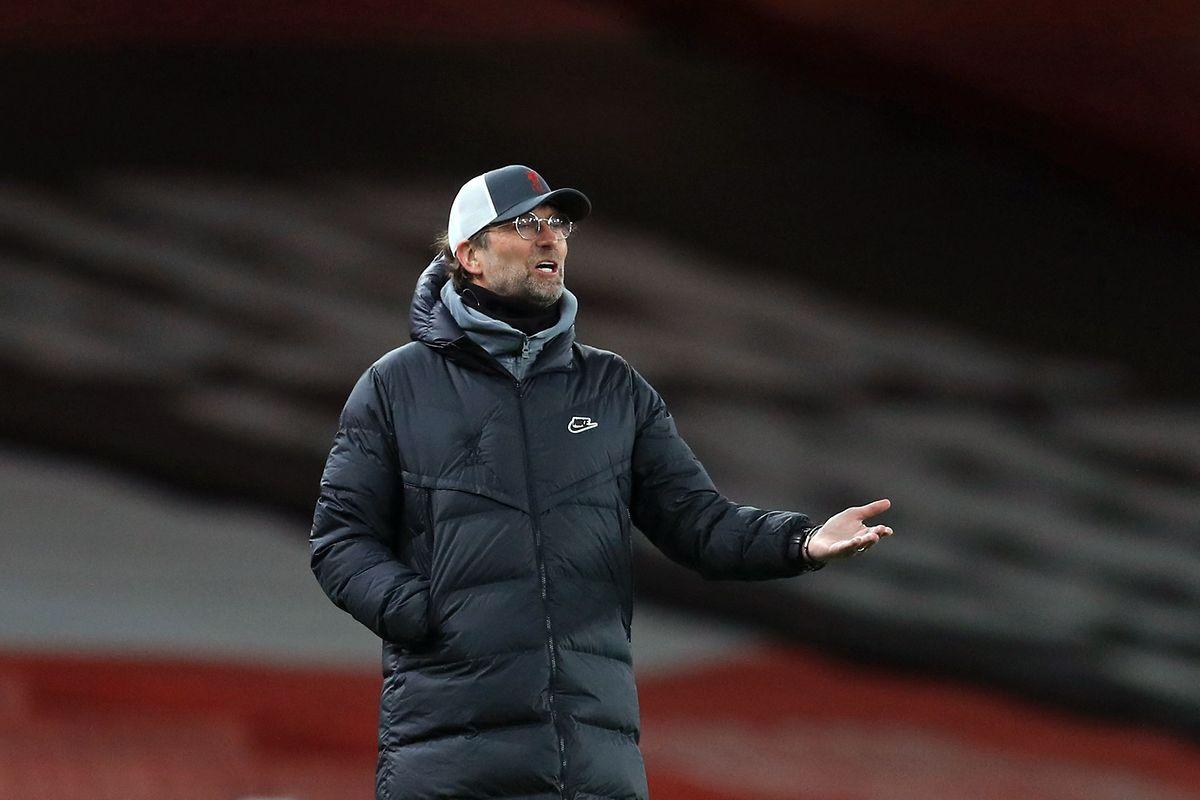 """Liverpools Trainer Jürgen Klopp: """"Unser Team ist für diese Art von Spielen gemacht."""""""