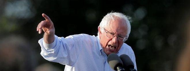 Bernie Sanders - bei den Demokraten ist er der Kandidat der Herzen.