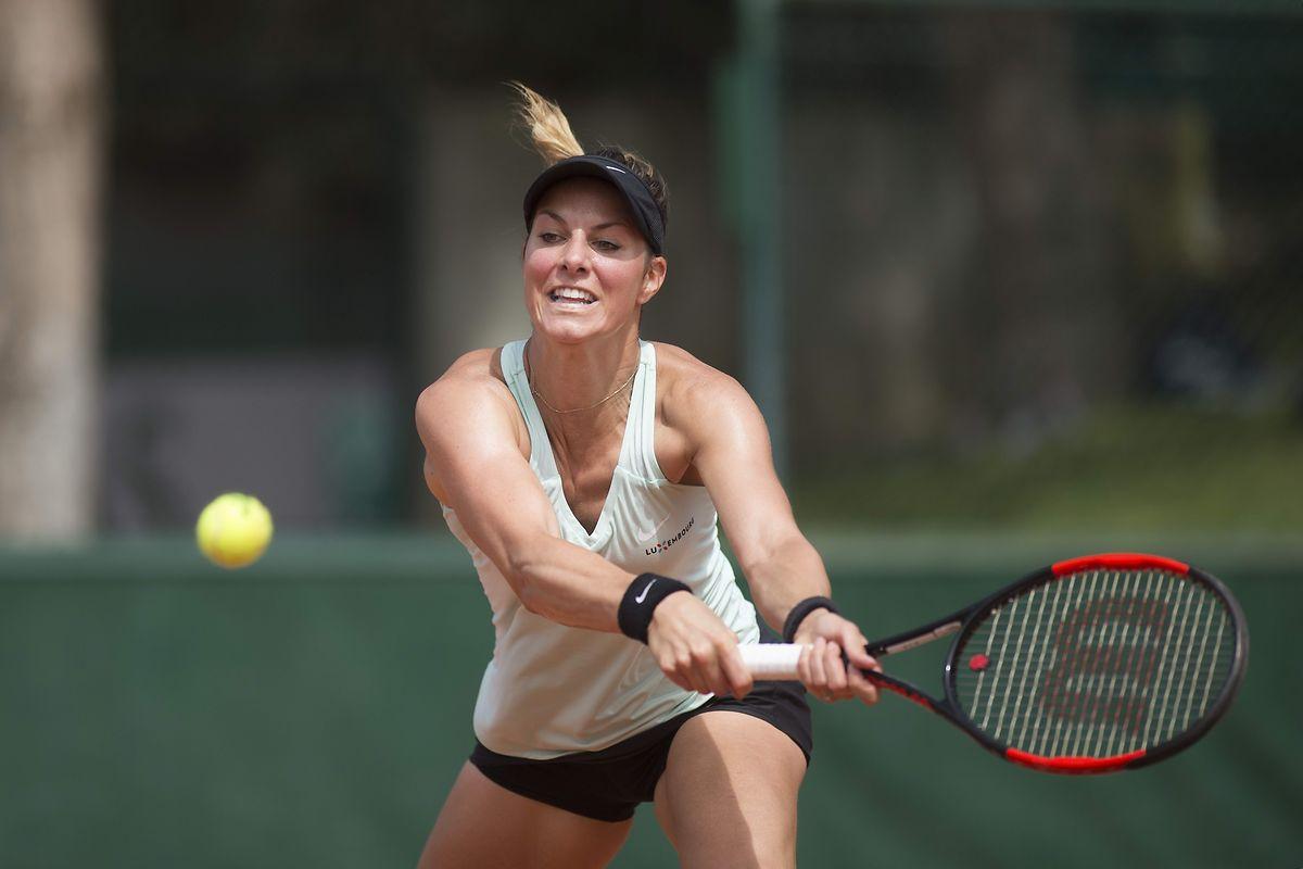 Mandy Minella a renoué avec la victoire dans un tournoi qu'elle affectionne particulièrement