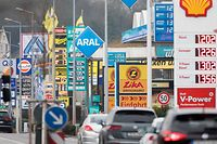 Wirtchaft, Tankstell, Benzin, Station service, Pëtrolspräisser, Wasserbillig, foto: Chris Karaba/Luxemburger Wort