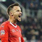 Liga das Nações. Seferovic marcou três golos e afastou a Bélgica