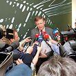 Alex Bodry bezeichnete die Arbeit der Enquete-Kommission (50 Sitzungen) als einen starken Akt von parlamentarischer Kontrolle.