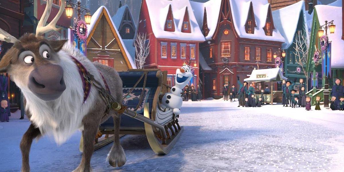 Es ist nie zu früh, um in Weihnachtsstimmung zu kommen.