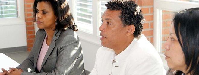 """Mário Lúcio esteve no Luxemburgo em Março de 2012 e prometeu """"apoios pontuais"""" aos artistas cabo-verdianos no Luxemburgo. Agora regressa ao Grão-ducado para uma conferência"""