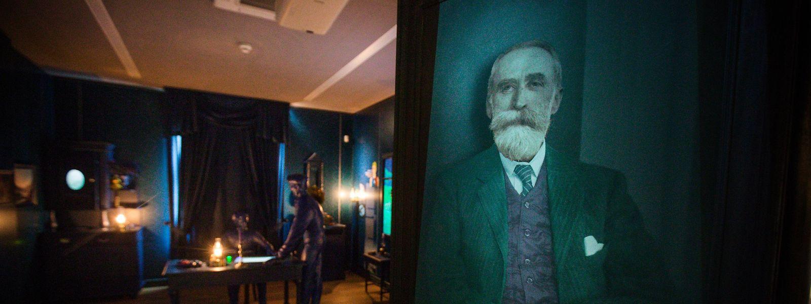 Das Tudor-Museum in Rosport führt näher in die Geschichte des emsigen Unternehmers ein.