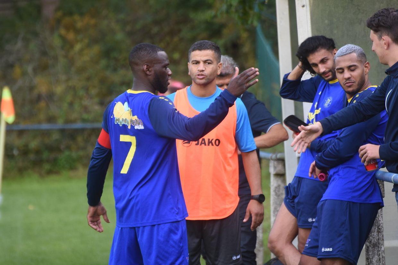 Landry Mandefu et Bertrange ont répondu présent en disposant de Kopstal 6-0.
