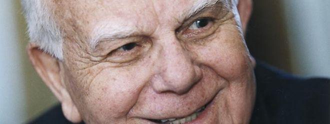 Auch nach seinem Amt als Botschafter hielt John Dolibois den Kontakt zu Luxemburg und setzte sich für die Miami University ein.