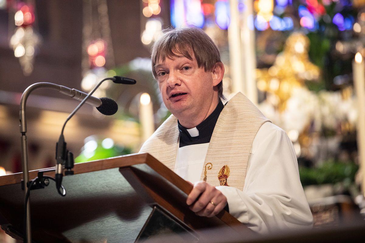 Oktavprediger Jean-Pierre Reiners.