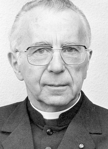 """Der Geistliche und Journalist Jean Bernard überlebte das KZ Dachau. Sein Tagebuch bot die Vorlage für den Schlöndorff-Film """"Der Neunte Tag""""."""