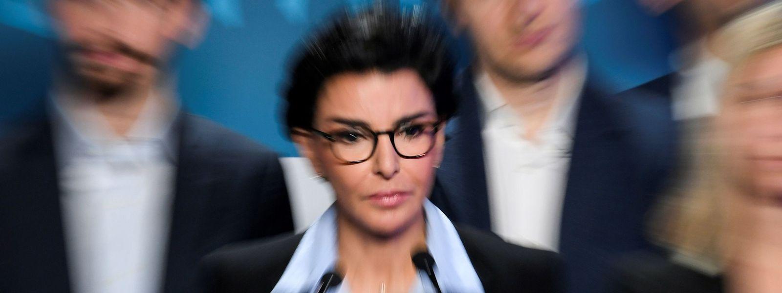 Rachida Dati ist der neue Star der Konservativen in Frankreich.