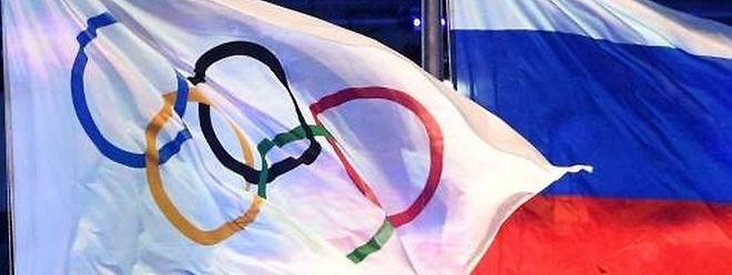 Russlands Athleten werden nicht kollektiv von Olympia ausgeschlossen.