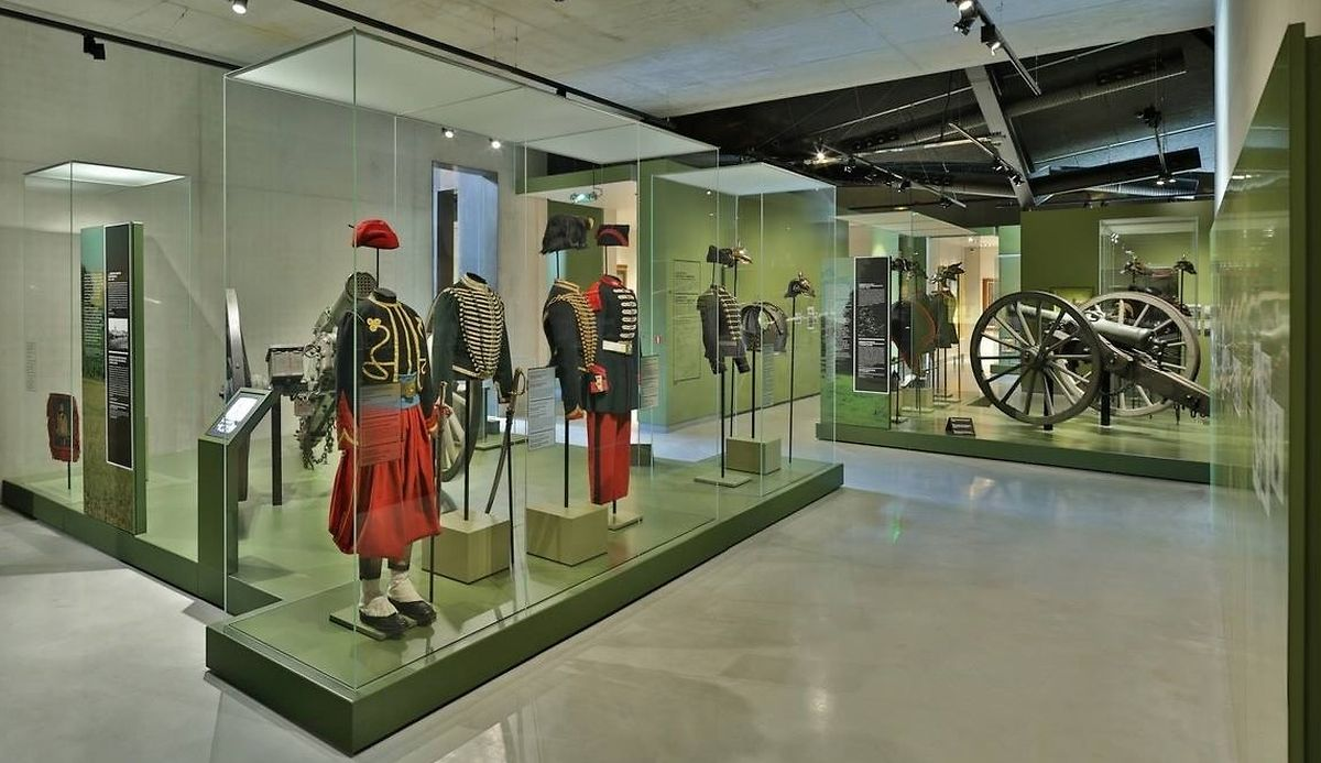 The Museum of the 1870 Franco-Prussian war looks at political and societal shifts in addition to military battles. Photo: Département de la Moselle