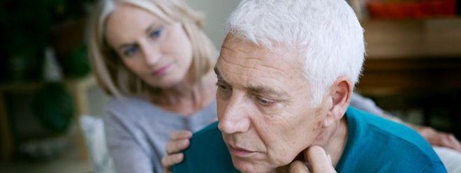 Ältere Personen gehören zu den Risikogruppen bei der Suizidprävention.
