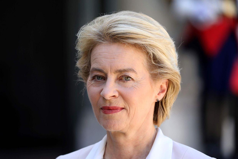 Ursula von der Leyen (Deutschland, Präsidentin der EU-Kommission)